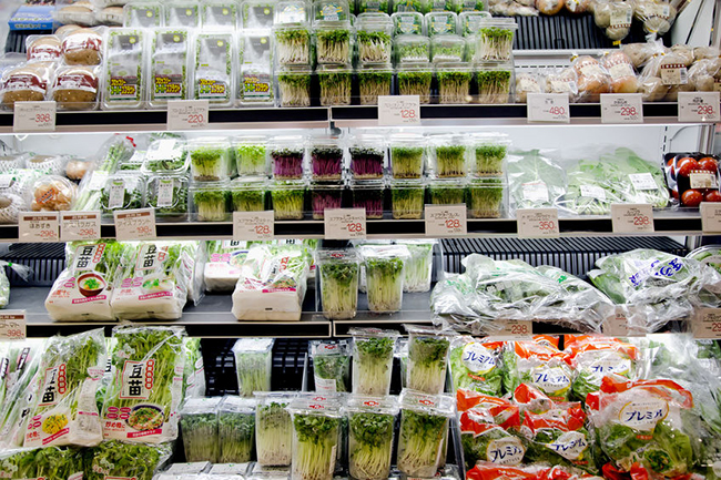 Organic Food Stores Restaurants In Tokyo Plaza Homes