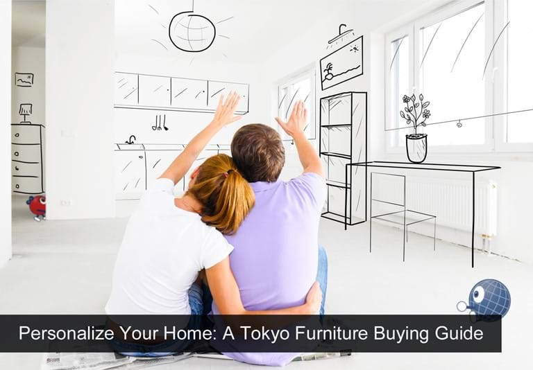 Personalize Your Home: A Tokyo Furniture Buying Guide