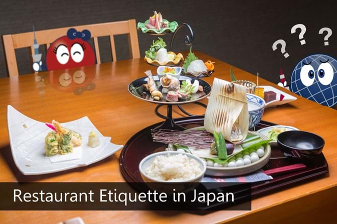 Restaurant Etiquette In Japan How To Avoid Serious Faux Pas Plaza Homes