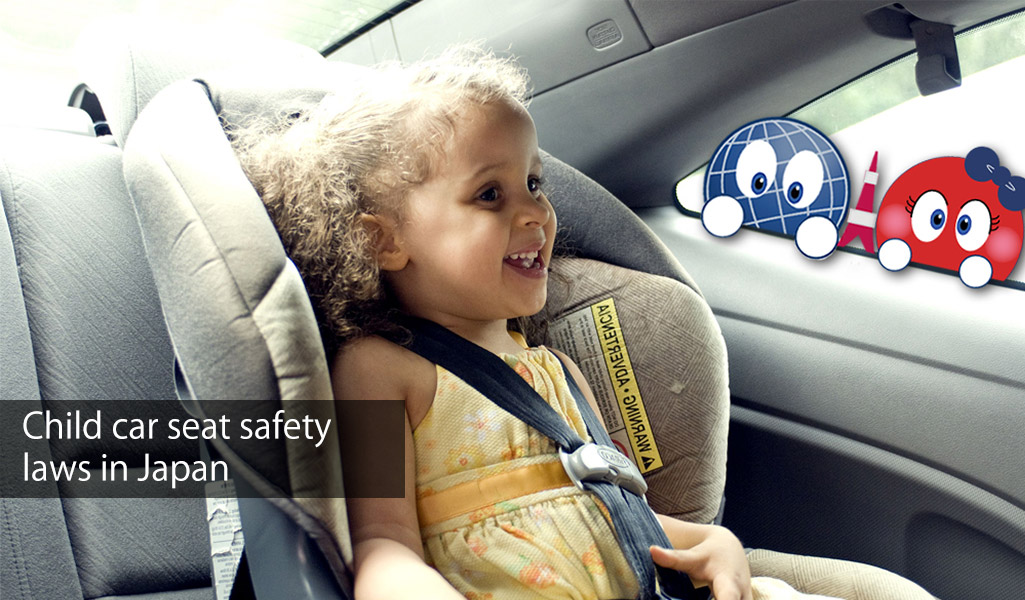 Child Car Seat Usage Law In An