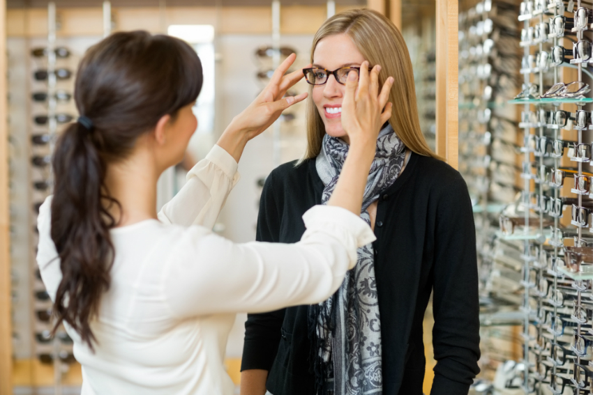 d28e377de1c9 In Japan, you don't have to go to an eye doctor to have prescription glasses  made. In order to get prescription glasses made, all you have to do is  simply ...