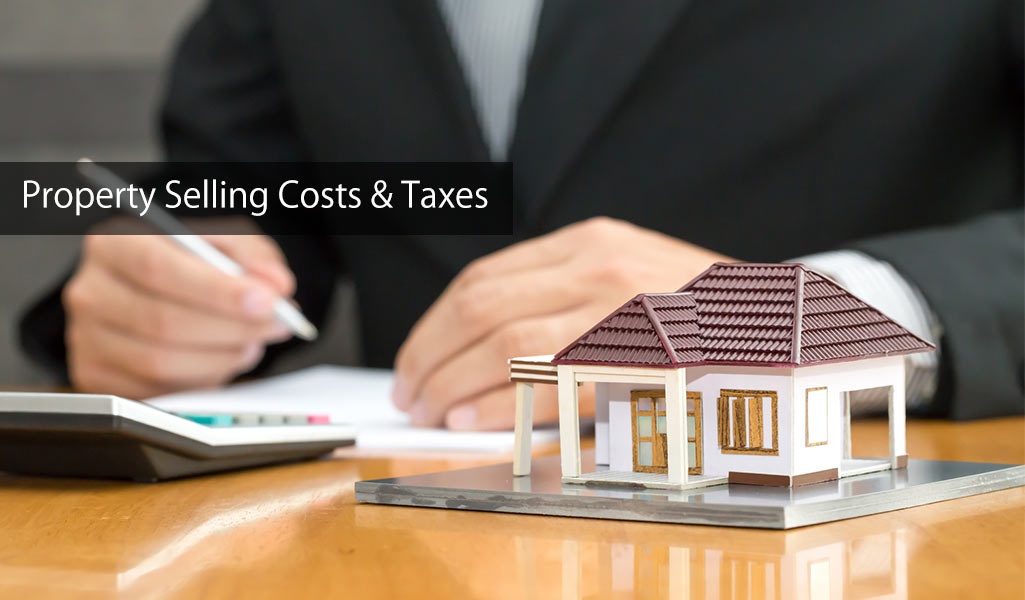 Property Selling Costs and Taxes in Japan - PLAZA HOMES