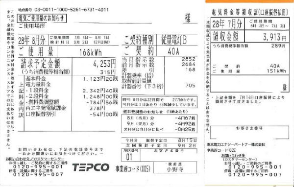 How to Pay Utility Bills in Japan - PLAZA HOMES