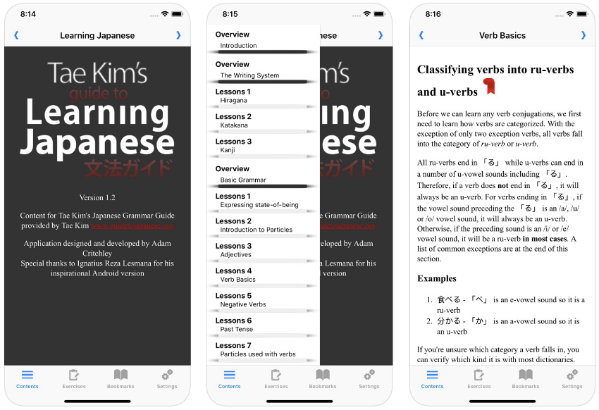 Best Japanese Learning Apps - from beginners to advanced