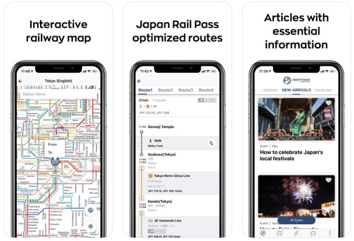 The Best Japanese Apps for Visiting and Living in Japan